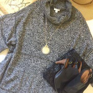 Pure Jill Cashmere Blend Kimono Sweater